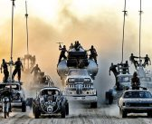 Oscars: 'Mad Max: Fury Road' Wins Sound Editing Award
