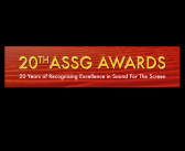 ASSG Awards 2016 Nominations
