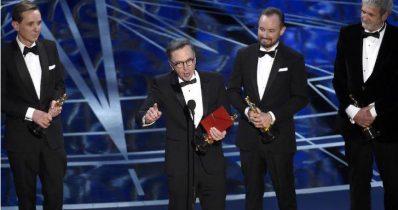 Hacksaw Ridge triumphant at the Oscars