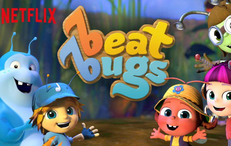 Beat Bugs nominated for Outstanding Sound Mixing and Editing at the 44th Daytime Emmys