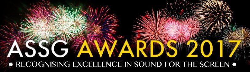 The 2017 ASSG AWARDS