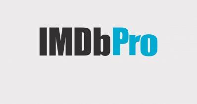 MEMBERSHIP DISCOUNT: IMDB Pro