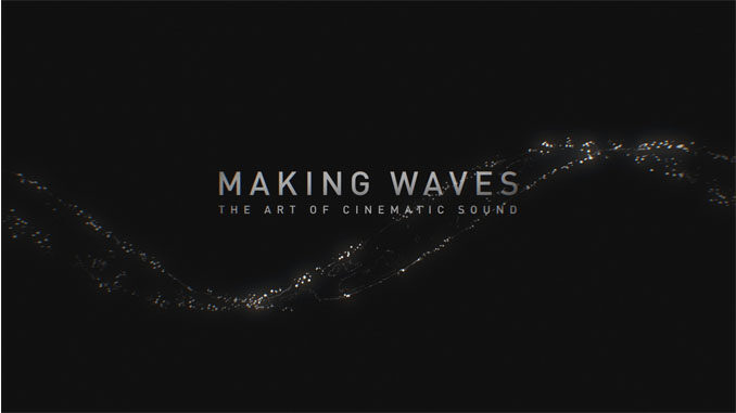 Making Waves: Film Discussion and QnA