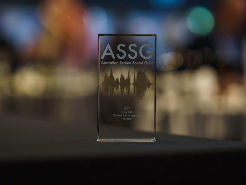 2020 ASSG Awards Livestream
