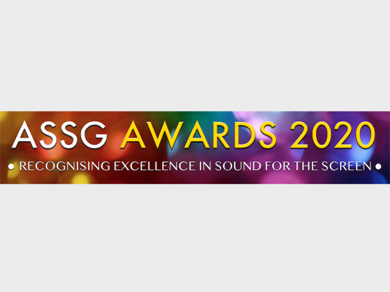 ASSG Awards 2020 Winners!