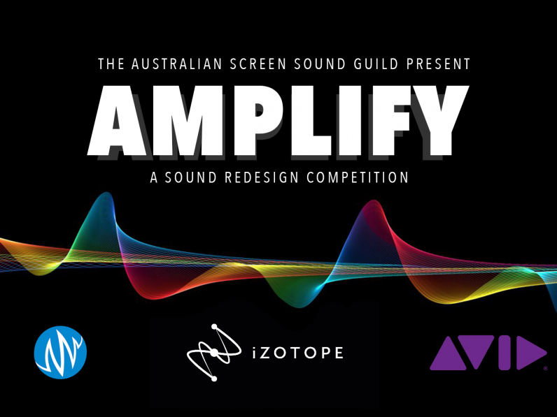 AMPLIFY: A Sound Redesign Competition