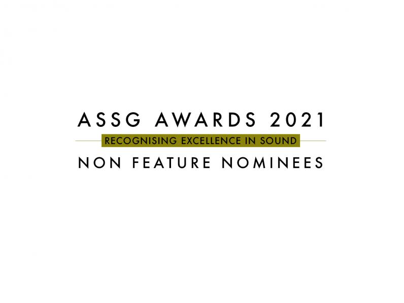 ASSG Awards 2021: Non Feature Nominees Announced!